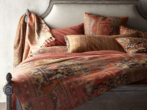 Anatolia Print Southwestern Kilim Bedding