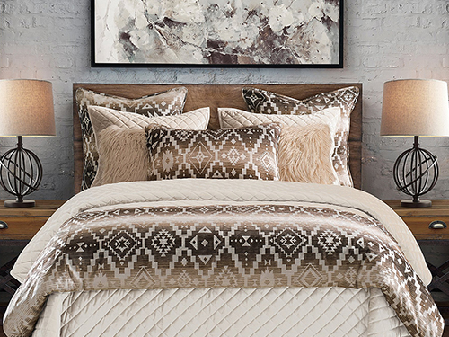 Rustic Bedding Sets For 2021 Cabin, Luxury Lake House Bedding