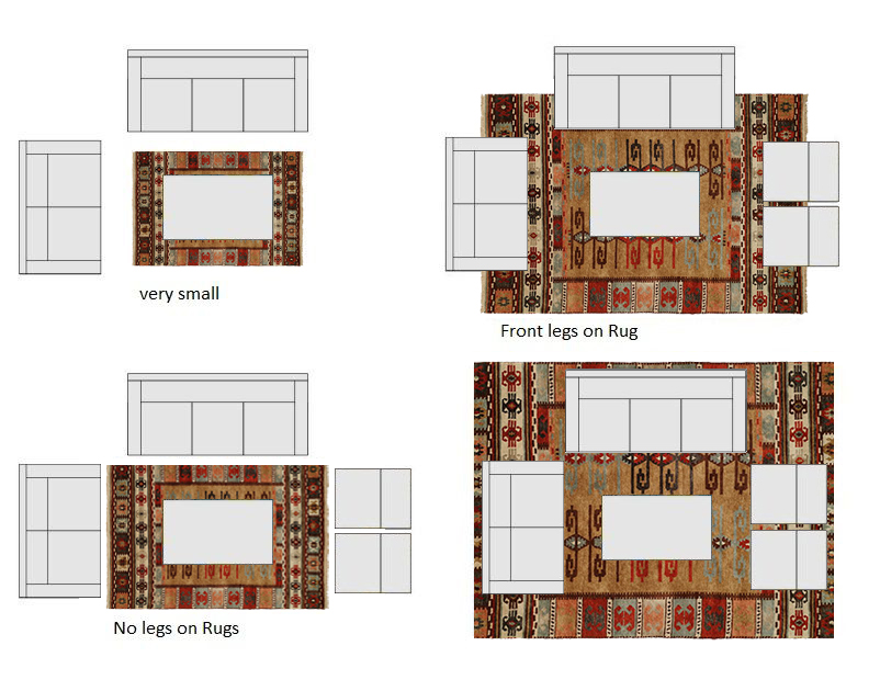 How to Choose a Rustic Area Rug