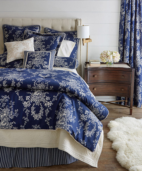 Country Toile Comforter