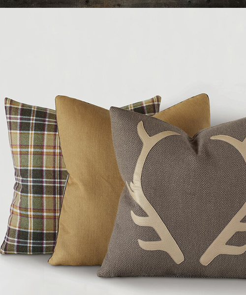 Eastern Accents Buck Pillow
