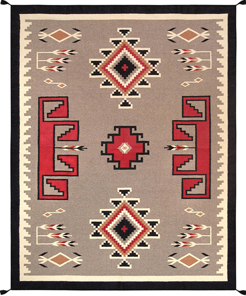 Pasargad Southwestern Handmade Rug